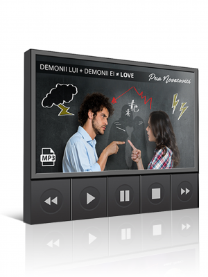 Audiobook Demonii Lui + Demonii Ei ≠ Love